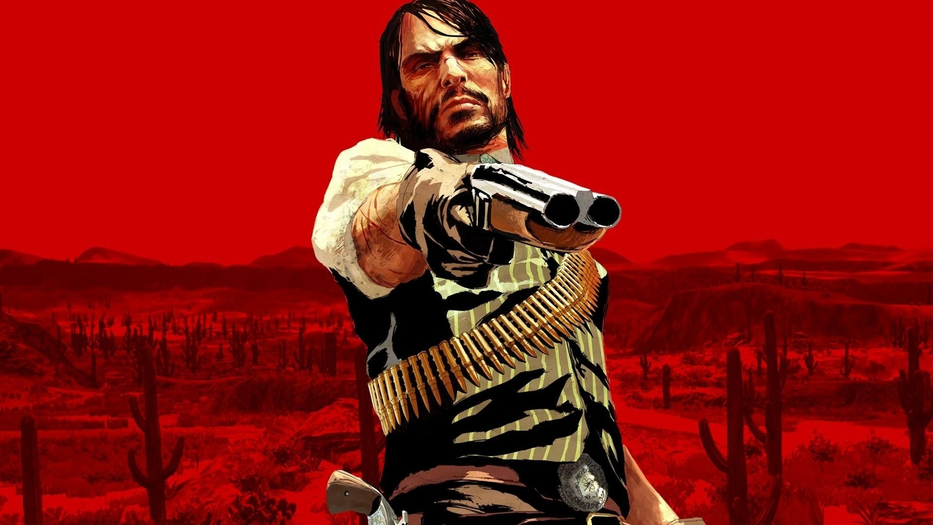 10 New Red Dead Redemption Wallpaper 1920X1080 FULL HD 1920×1080 For PC Desktop
