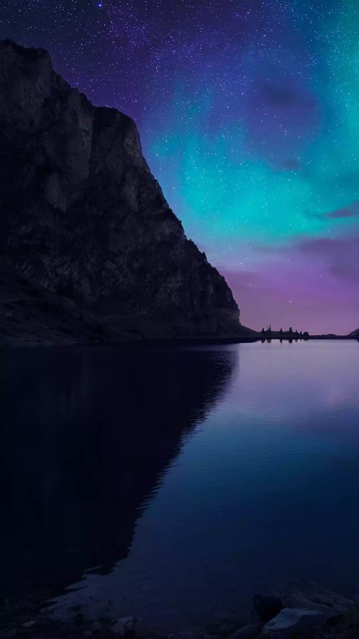 6 plus wallpapers | northern lights, wallpaper and wallpaper backgrounds
