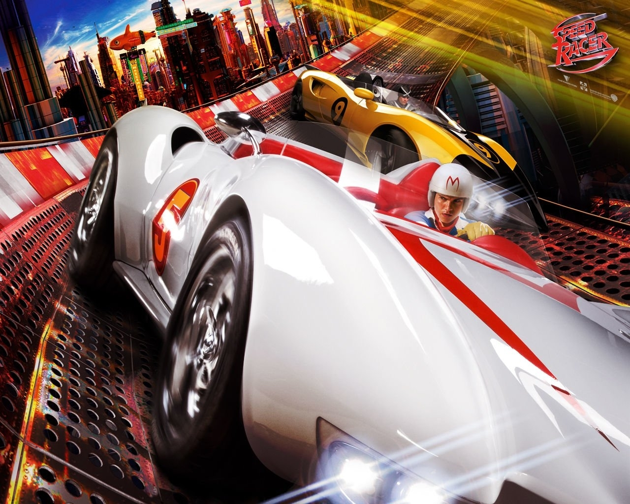 6 speed racer hd wallpapers | background images - wallpaper abyss