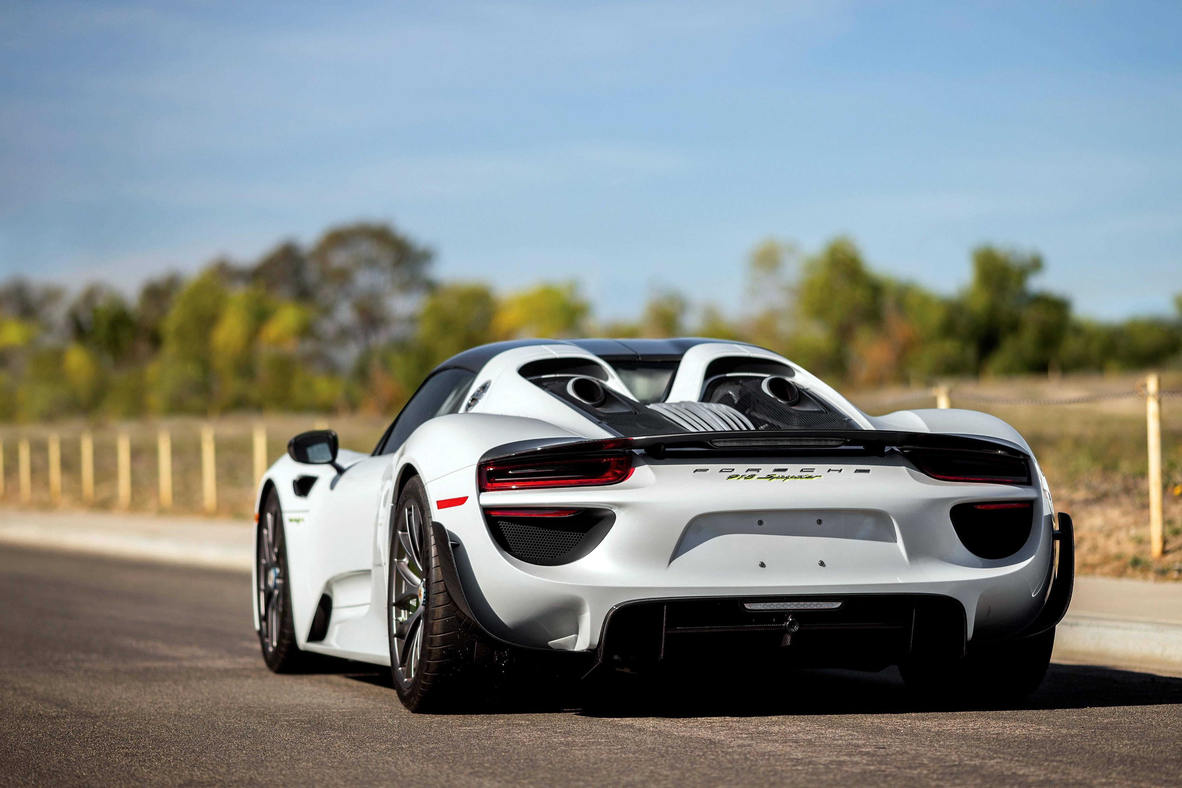 10 New Porsche 918 Spyder Wallpaper FULL HD 1080p For PC ...