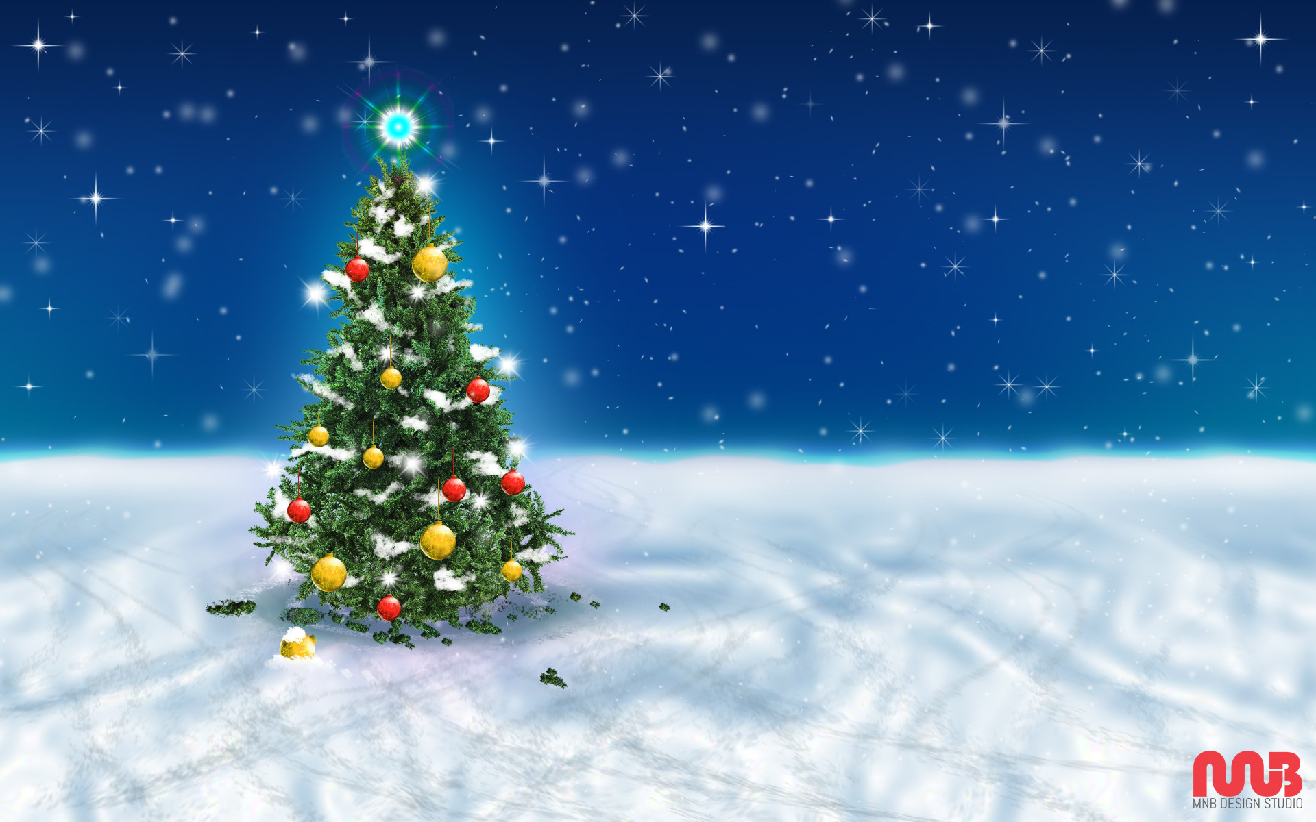 10 Most Popular Animated Christmas Tree Wallpapers Full Hd 1920 1080