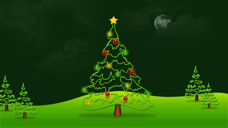 10 Most Popular Animated Christmas Tree Wallpapers FULL HD 1920×1080 For PC Desktop 2020 free download 61 animated christmas wallpapers on wallpaperplay 800x450