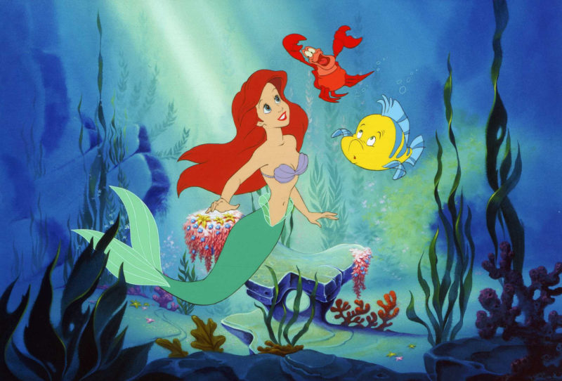 10 New The Little Mermaid Hd Wallpaper FULL HD 1080p For PC Desktop 2018 free download 61 the little mermaid hd wallpapers background images wallpaper 3 800x542