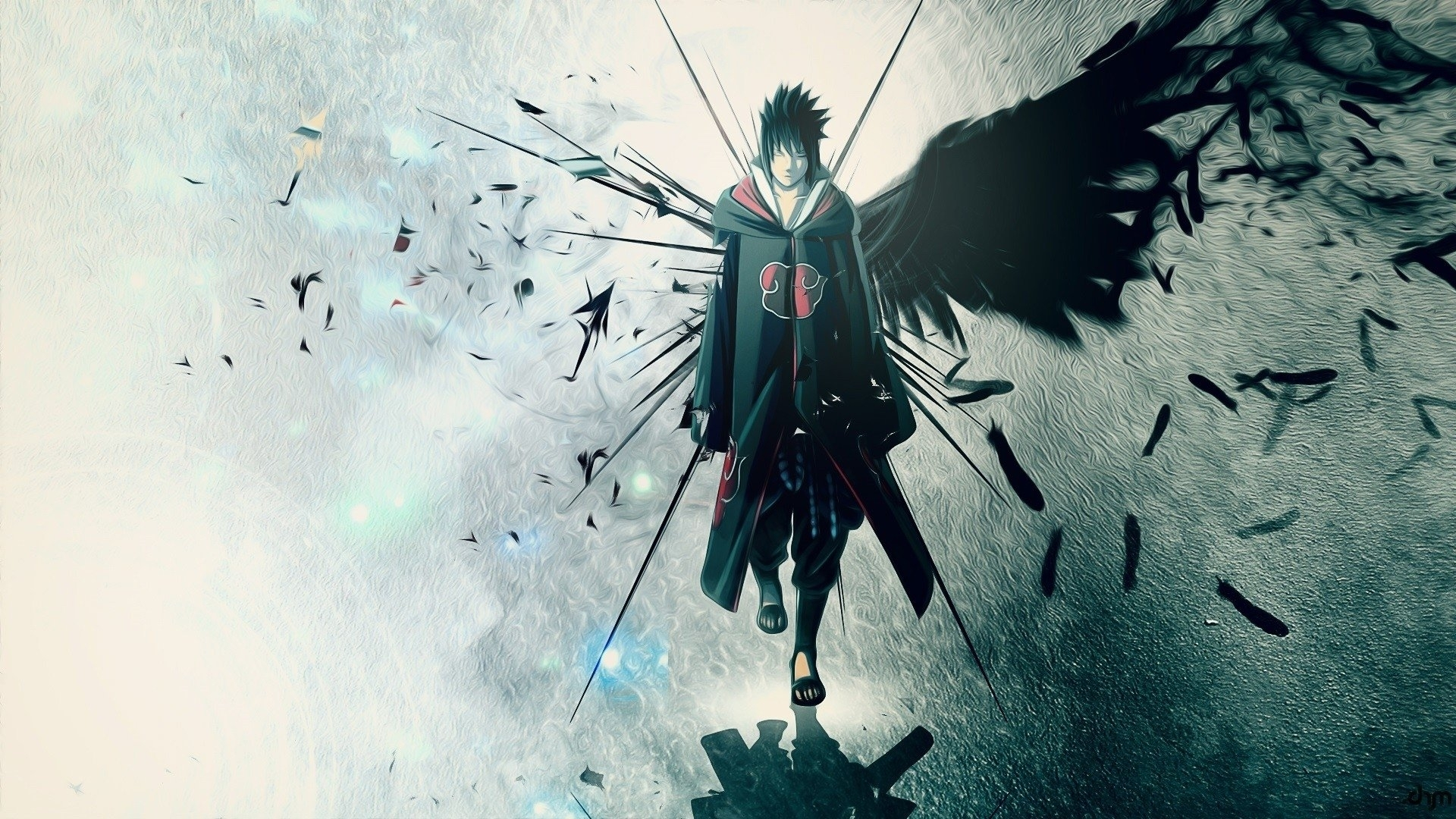 614 sasuke uchiha hd wallpapers | background images - wallpaper abyss