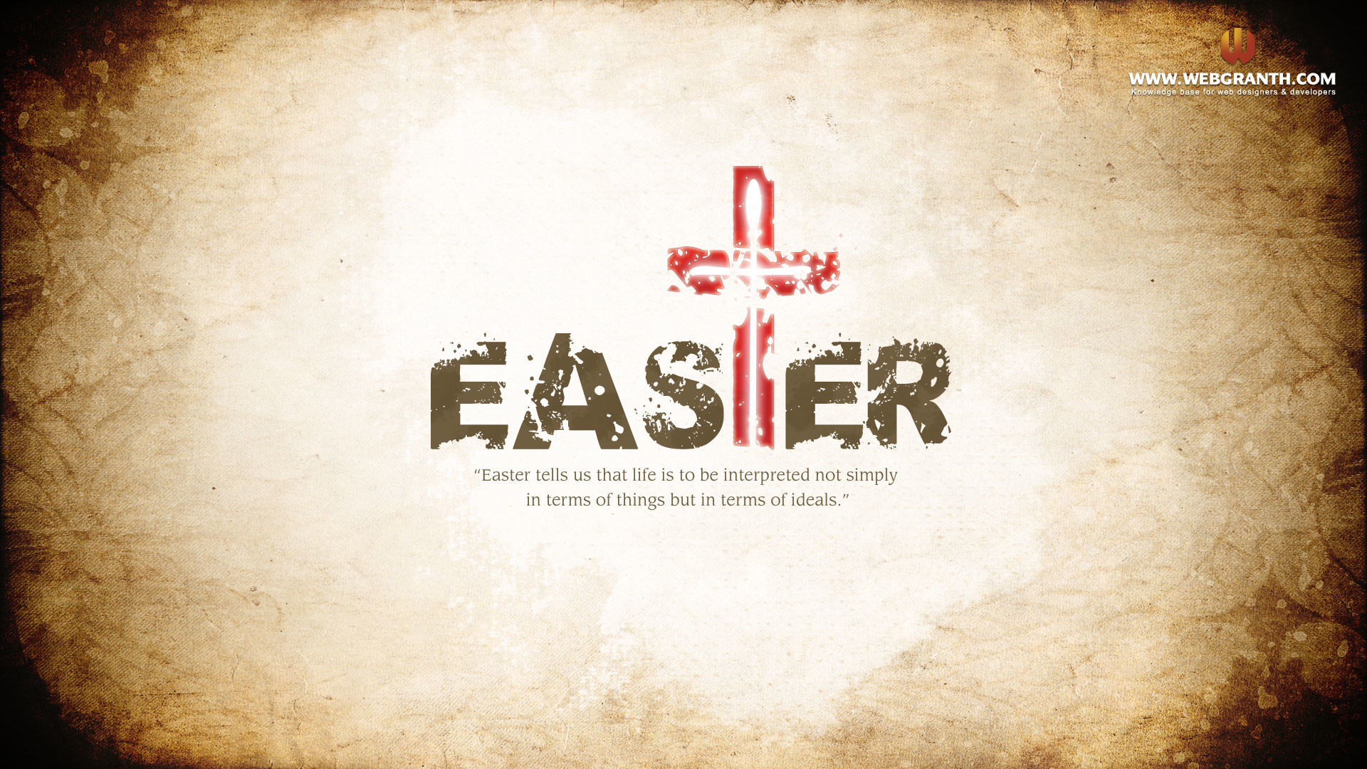 62+ religious easter wallpapers on wallpaperplay