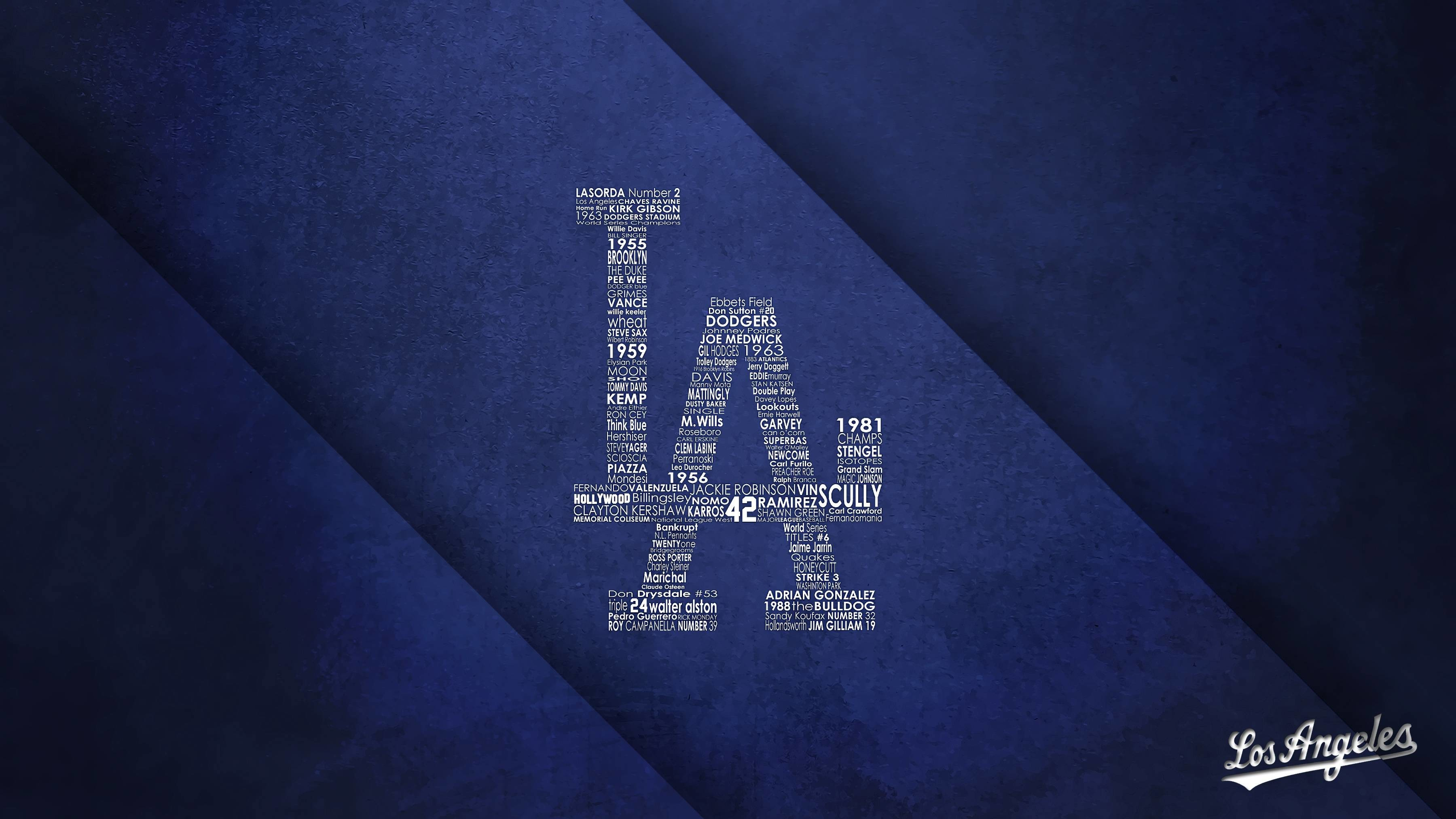 64+ dodgers wallpapers on wallpaperplay