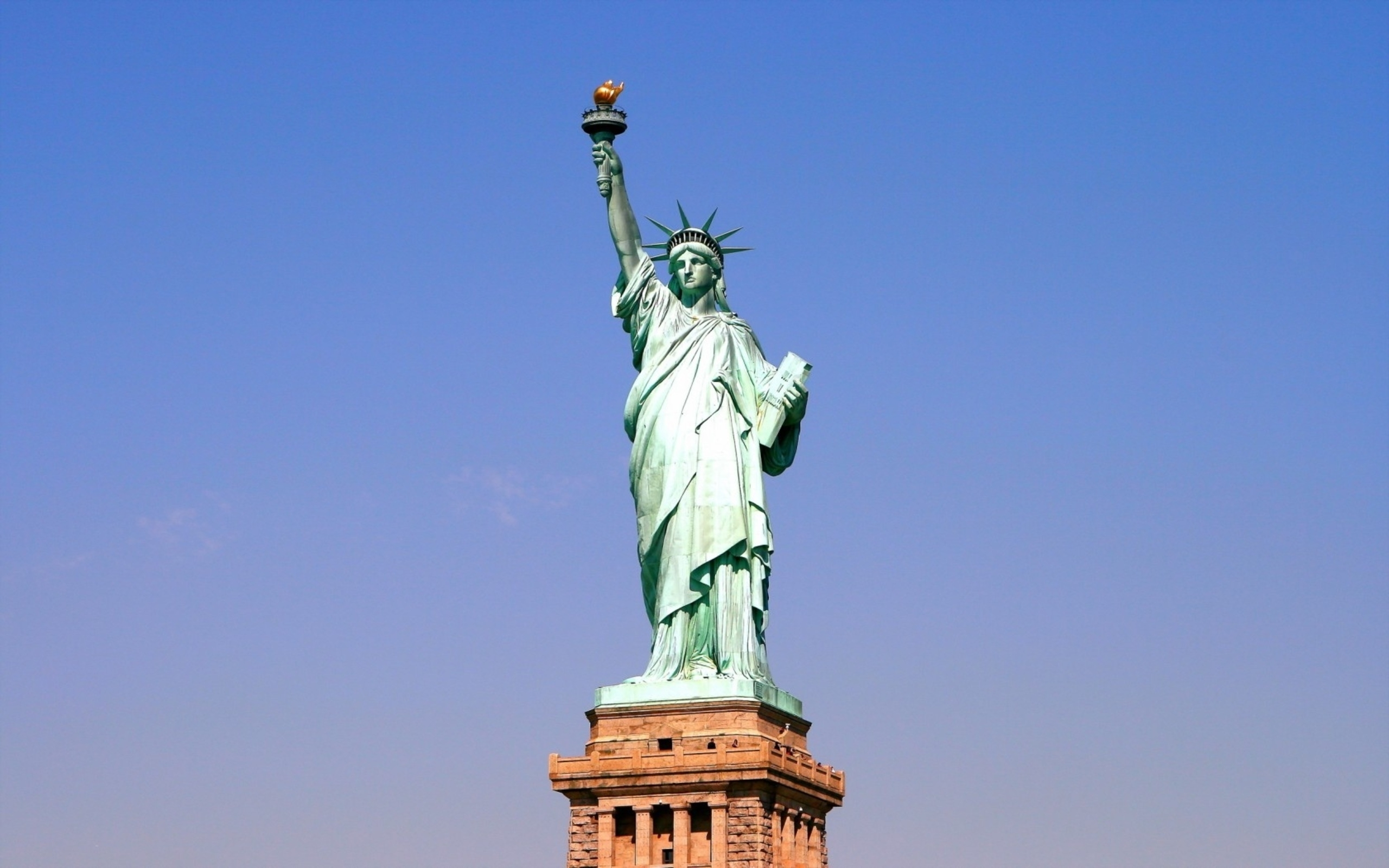 65 statue of liberty hd wallpapers | background images - wallpaper abyss