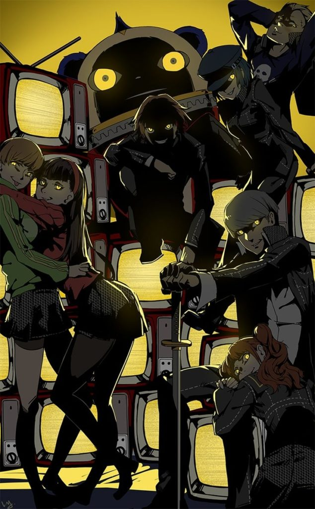 10 New Persona 4 Phone Wallpaper FULL HD 1080p For PC Desktop 2021 free download 668 best persona 4 images on pinterest videogames persona 4 and 634x1024