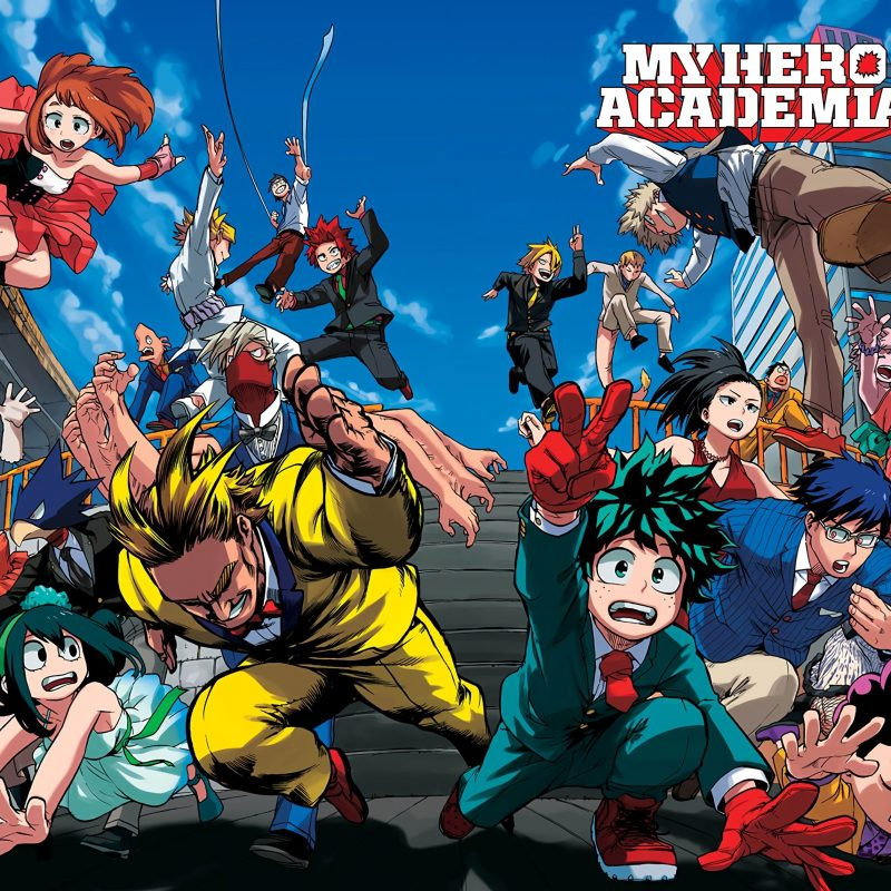 10 Most Popular My Hero Academia Hd Wallpaper FULL HD 1920×1080 For PC Background 2018 free download 67 boku no hero academia hd wallpapers backgrounds wallpaper 800x800