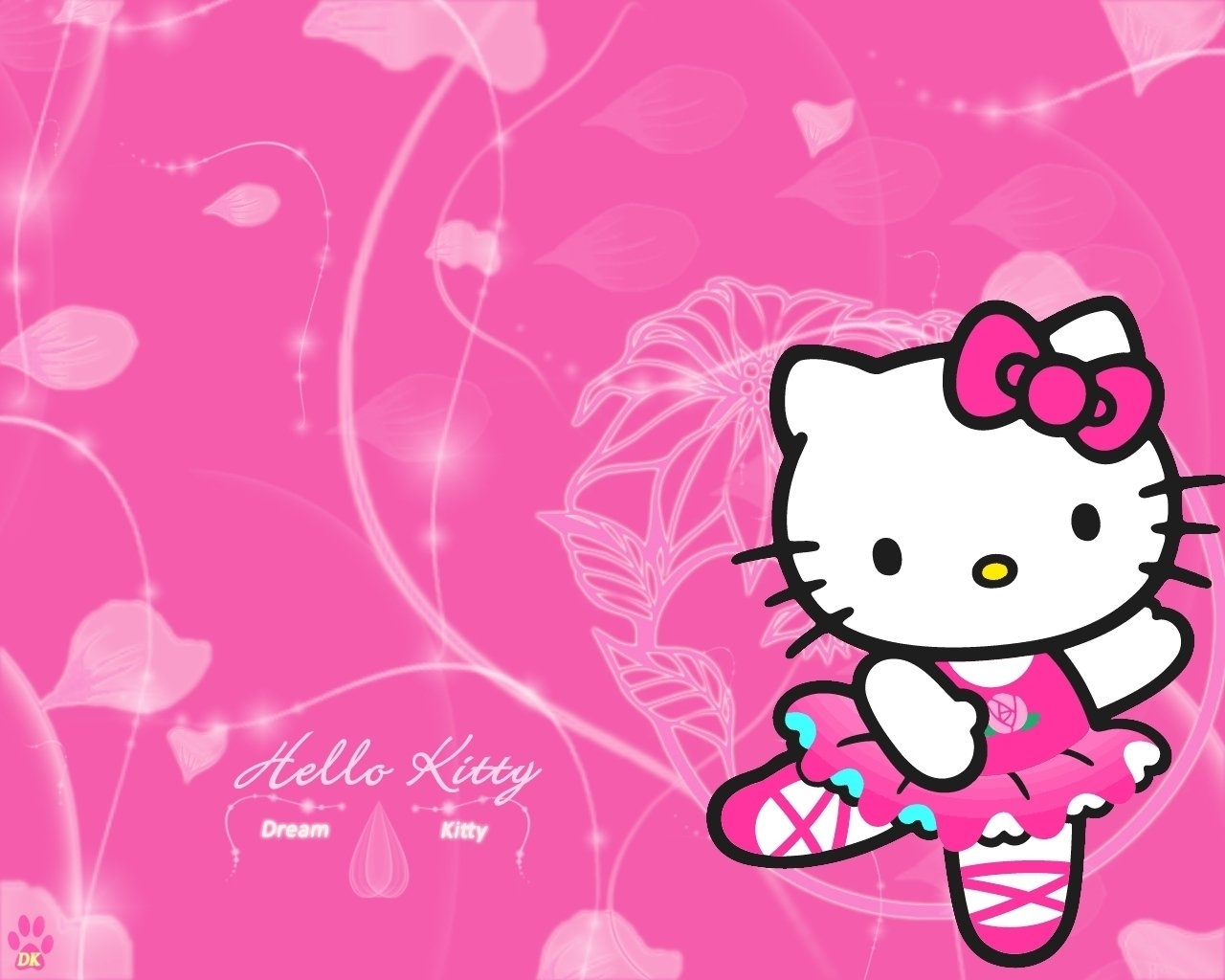 67 hello kitty hd wallpapers | background images - wallpaper abyss