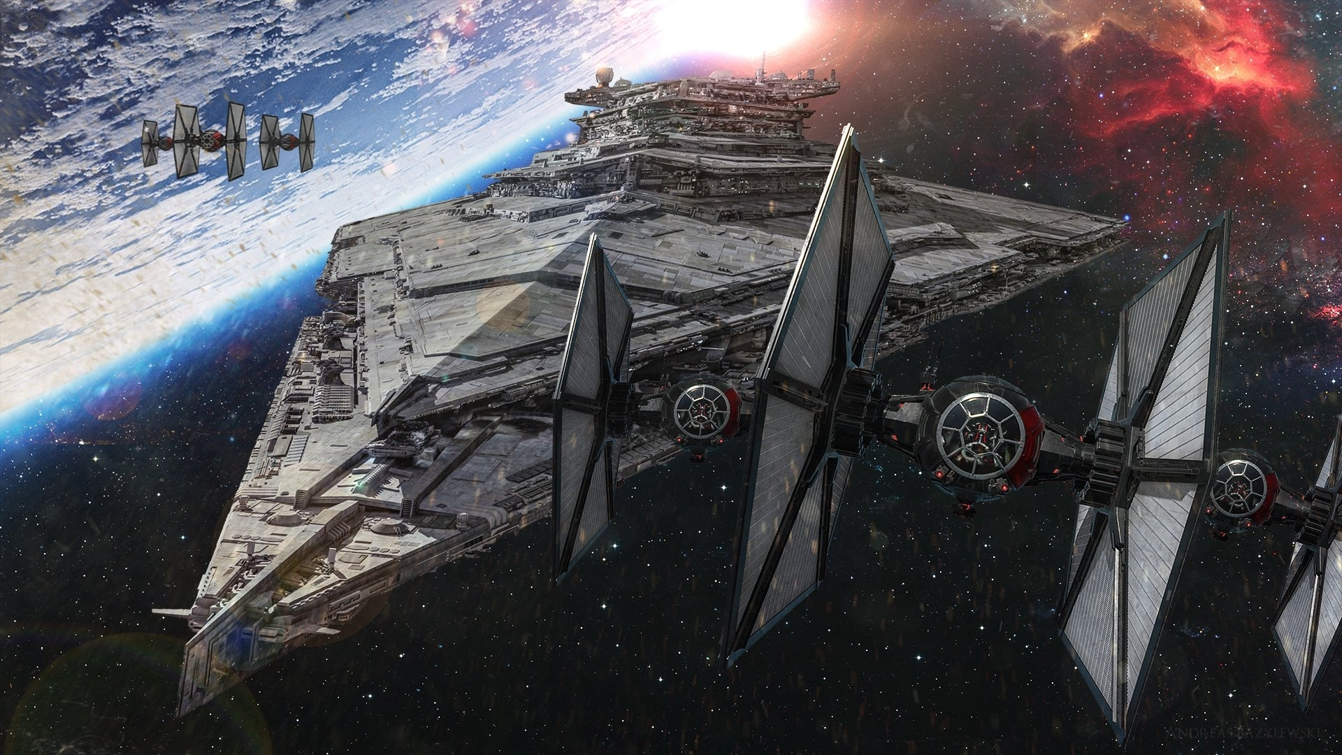 69 star destroyer hd wallpapers   background images - wallpaper abyss