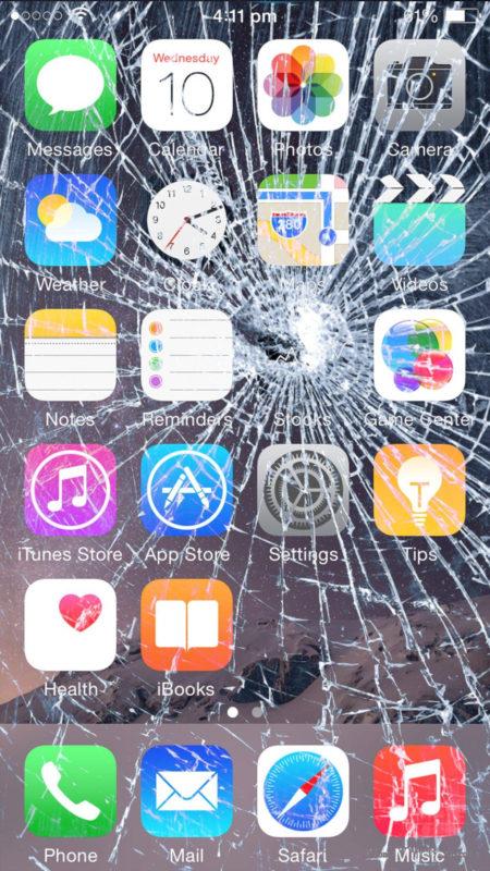 10 Most Popular Cracked Iphone Screen Wallpaper FULL HD 1920×1080 For PC Desktop 2018 free download 7 broken screen wallpapers for apple iphone best prank to fool 450x800