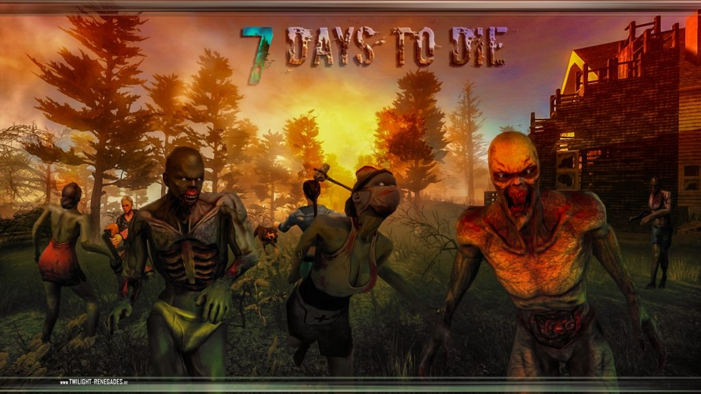 10 New 7 Days To Die Wallpaper FULL HD 1920×1080 For PC Background 2020 free download 7 days to die wallpaper speedart musikmahi skyline imgur 1024x576