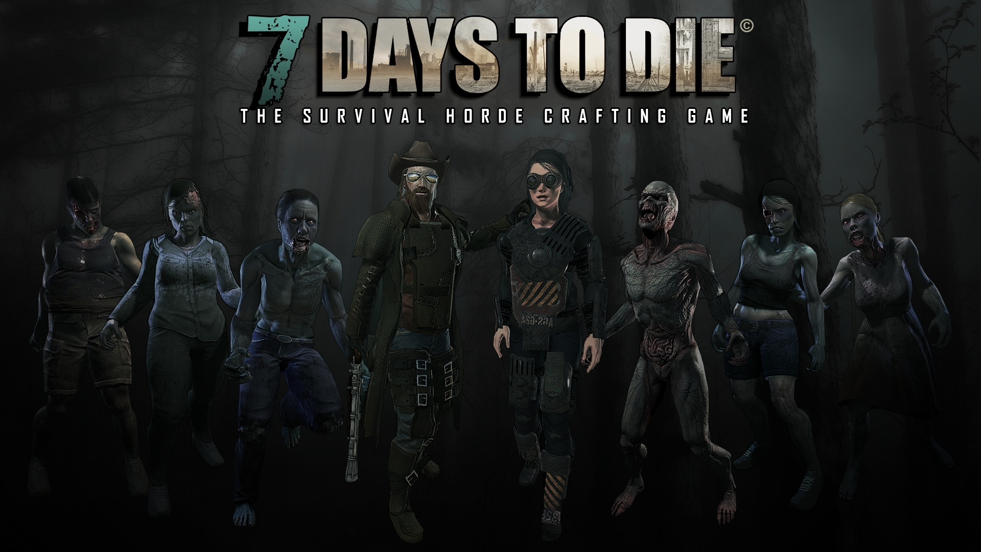 7 days to die wallpapers - wallpapervortex