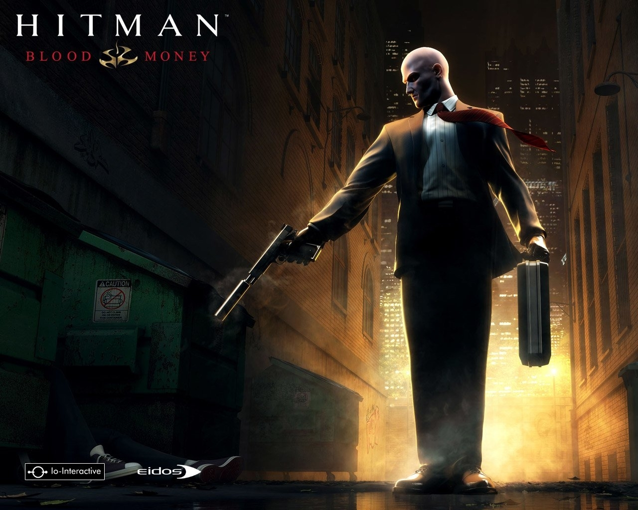 7 hitman: blood money hd wallpapers | background images - wallpaper