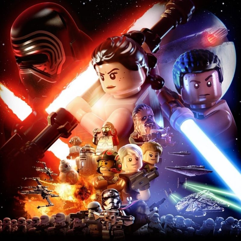10 Most Popular Lego Star Wars Background FULL HD 1920×1080 For PC Background 2018 free download 7 lego star wars the force awakens hd wallpapers background 800x800