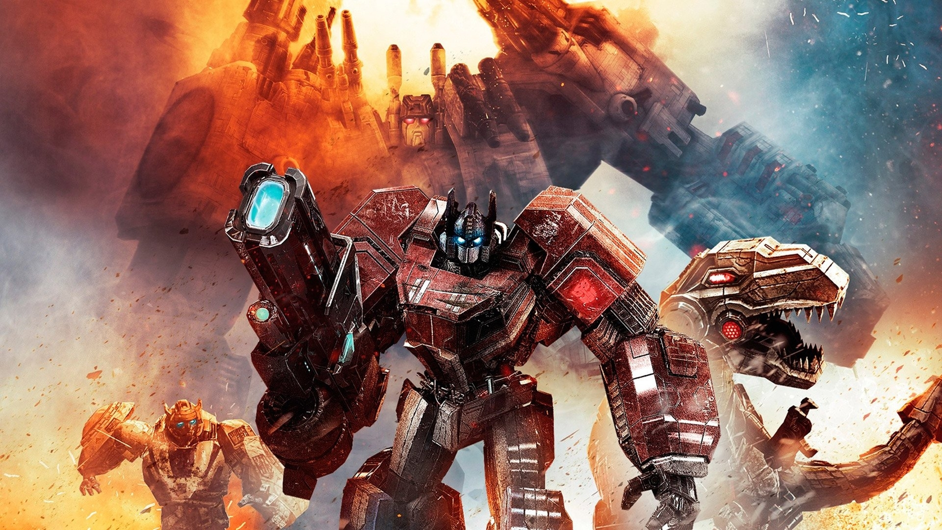 7 transformers: fall of cybertron hd wallpapers   background images