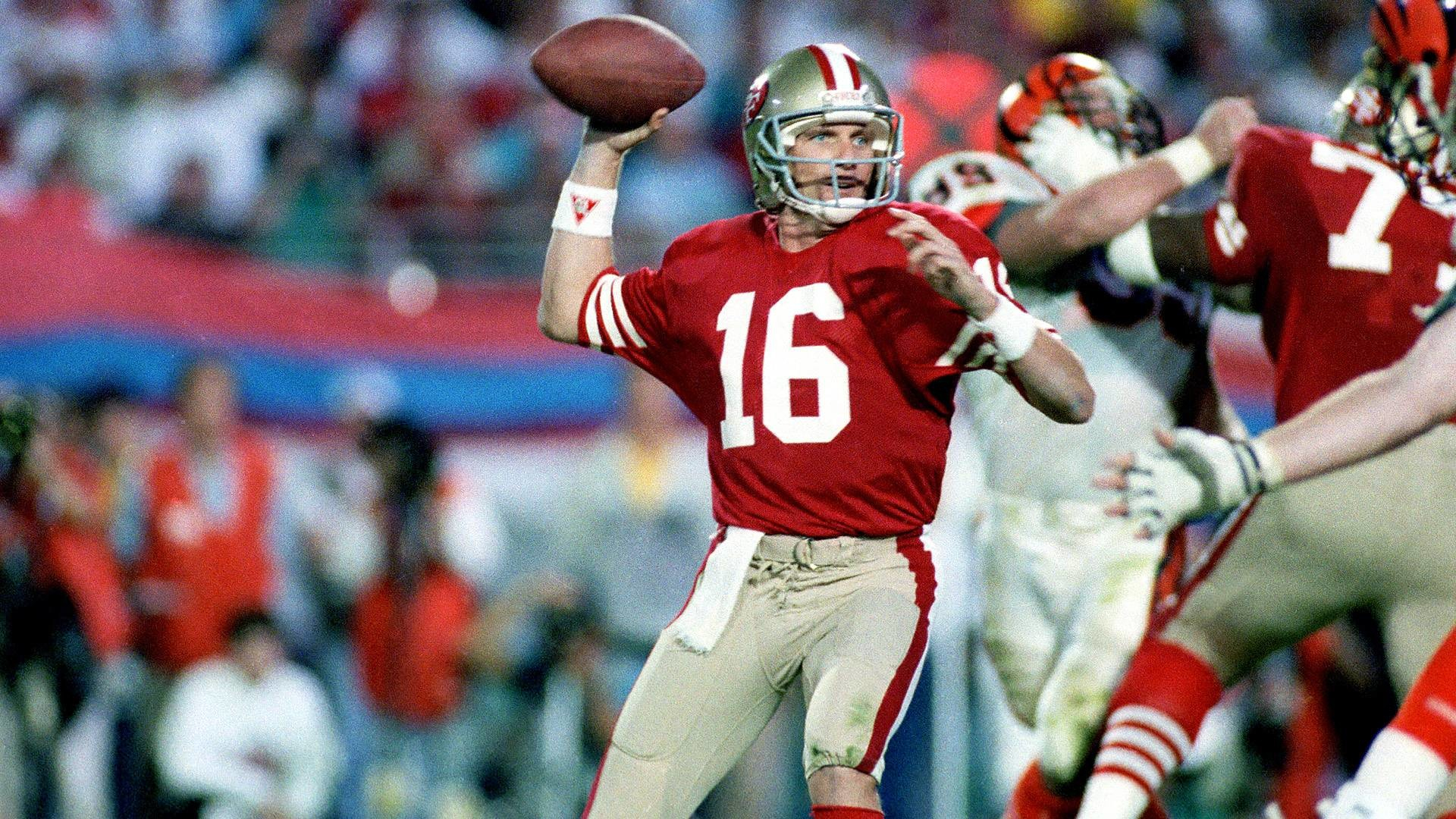 70+ joe montana wallpapers on wallpaperplay