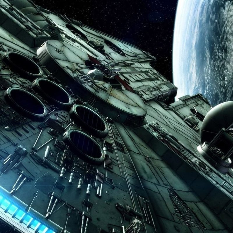 10 Latest Millenium Falcon Wallpaper 1920X1080 FULL HD 1080p For PC Background 2018 free download 73 millennium falcon hd wallpapers background images wallpaper abyss 2 800x800