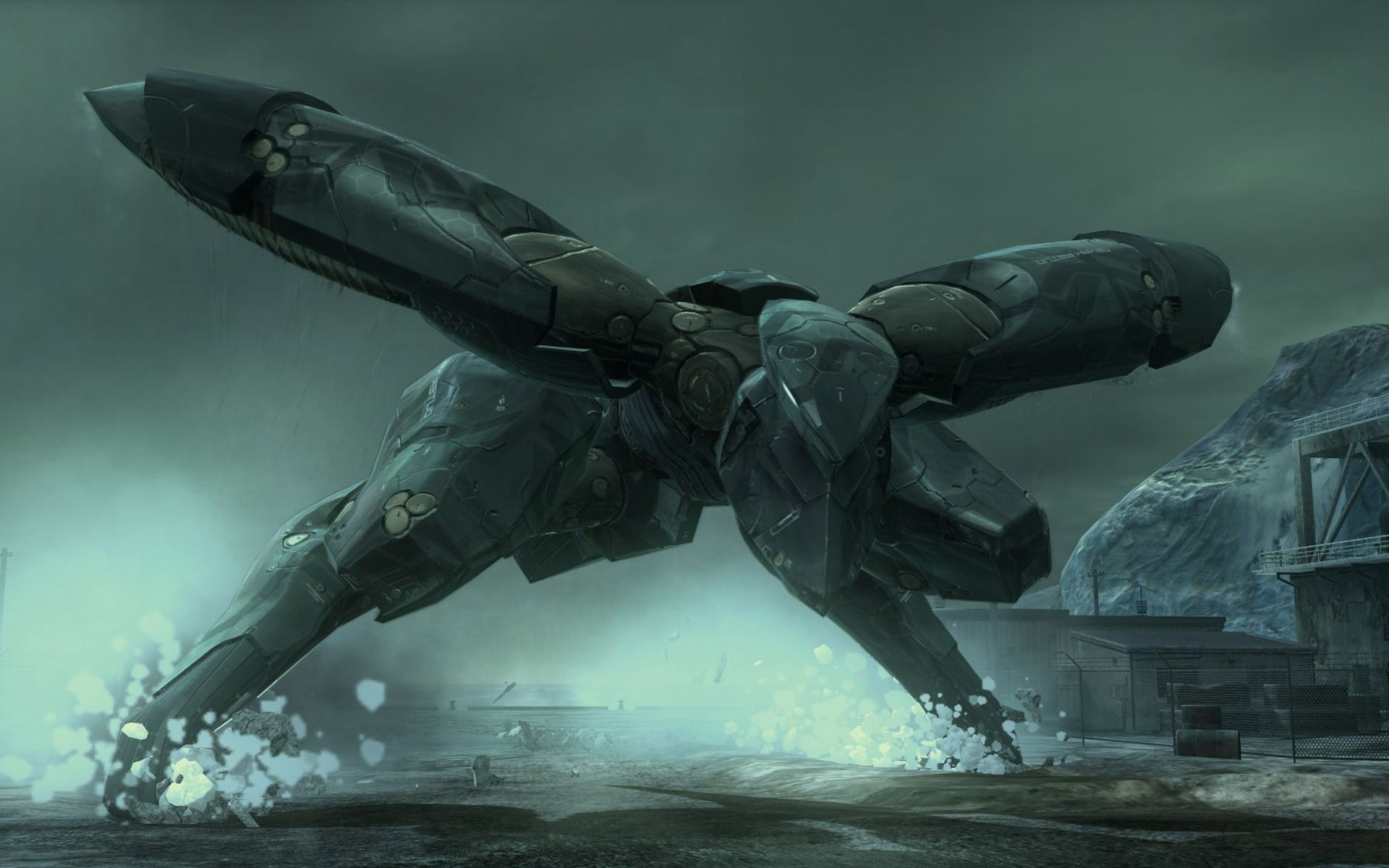 7387) metal gear ray wallpaper - walops