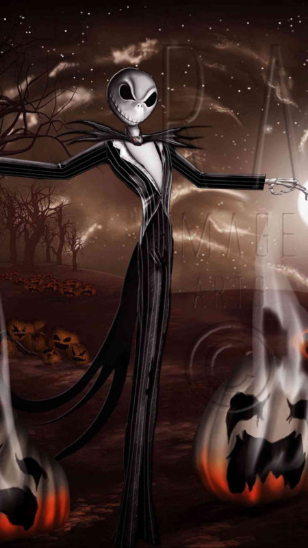 10 Best Jack Skellington Halloween Wallpaper FULL HD 1080p For PC Desktop 2020 free download 74 jack skellington wallpapers on wallpaperplay 450x800