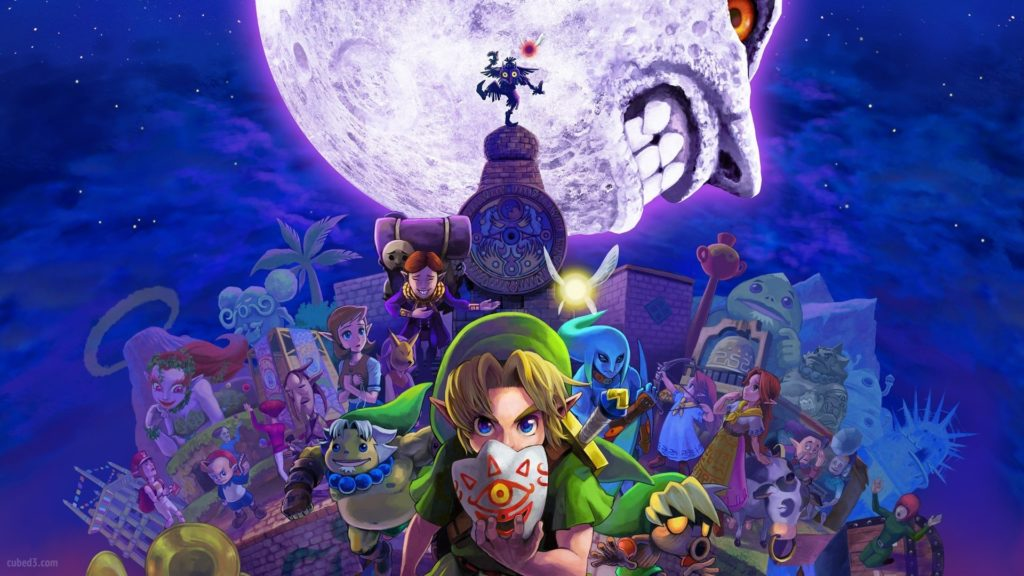10 New Majora's Mask Wallpaper Hd FULL HD 1080p For PC Background 2018 free download 75 the legend of zelda majoras mask hd wallpapers background 1 1024x576