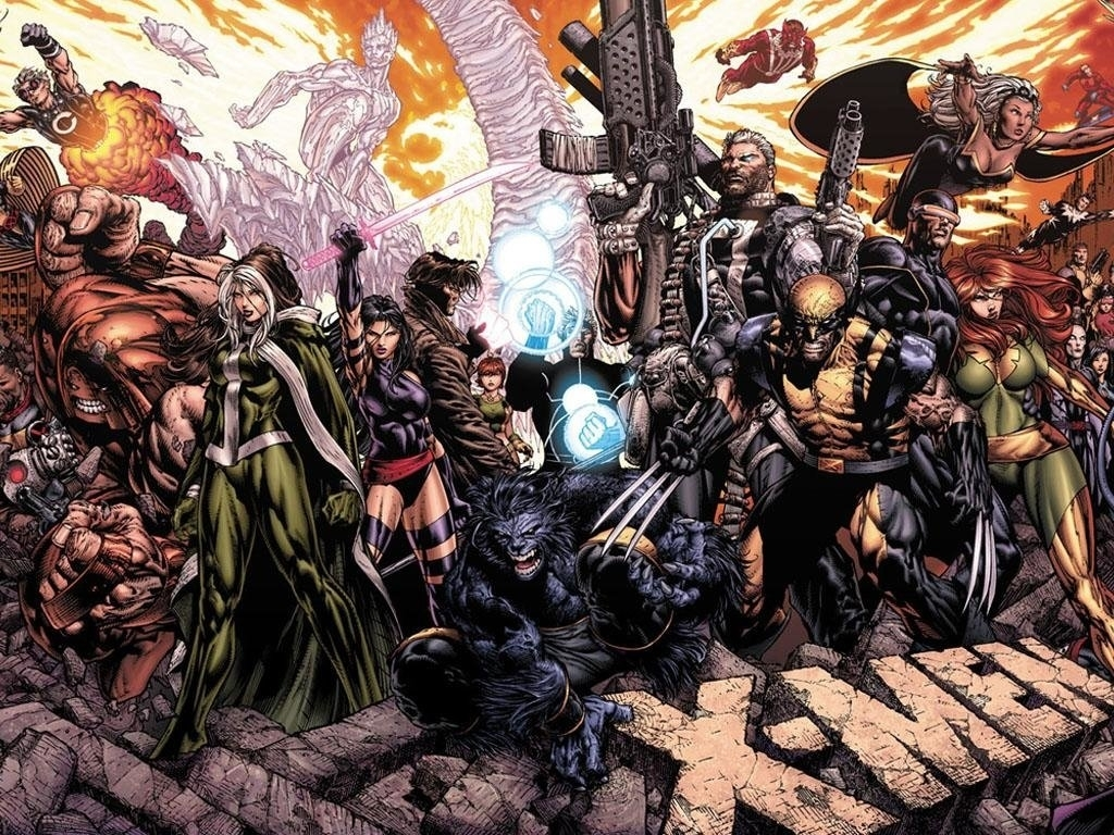 758 x-men hd wallpapers | background images - wallpaper abyss