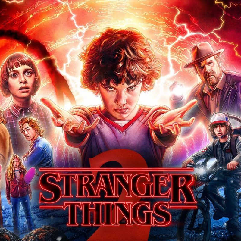 10 Top Stranger Things Wallpaper Hd FULL HD 1080p For PC Desktop 2018 free download 76 stranger things hd wallpapers background images wallpaper abyss 800x800