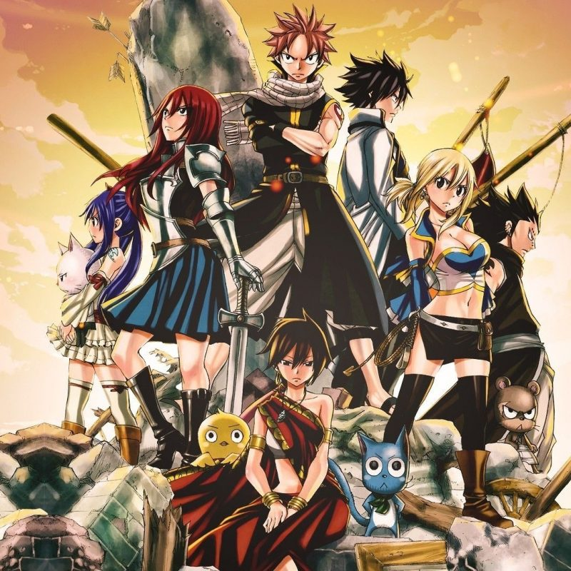 10 New Cool Fairy Tail Backgrounds FULL HD 1080p For PC Desktop 2018 free download 762373 800x800
