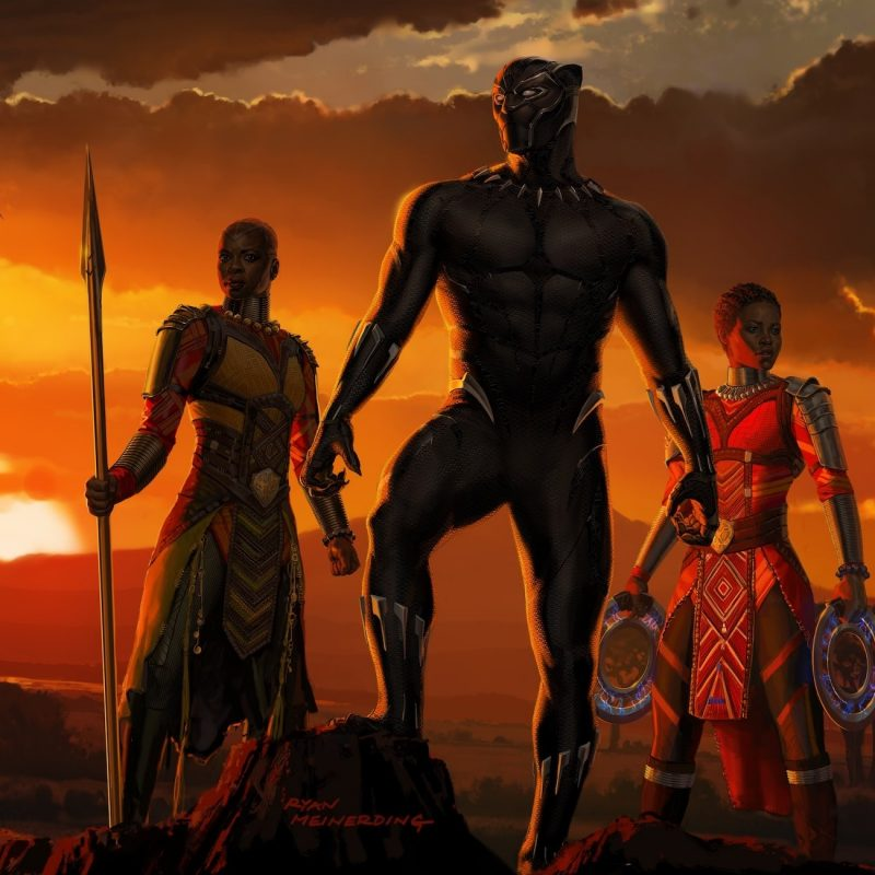 10 Best Black Panther Movie Wallpaper FULL HD 1080p For PC Desktop 2018 free download 79 black panther hd wallpapers background images wallpaper abyss 2 800x800