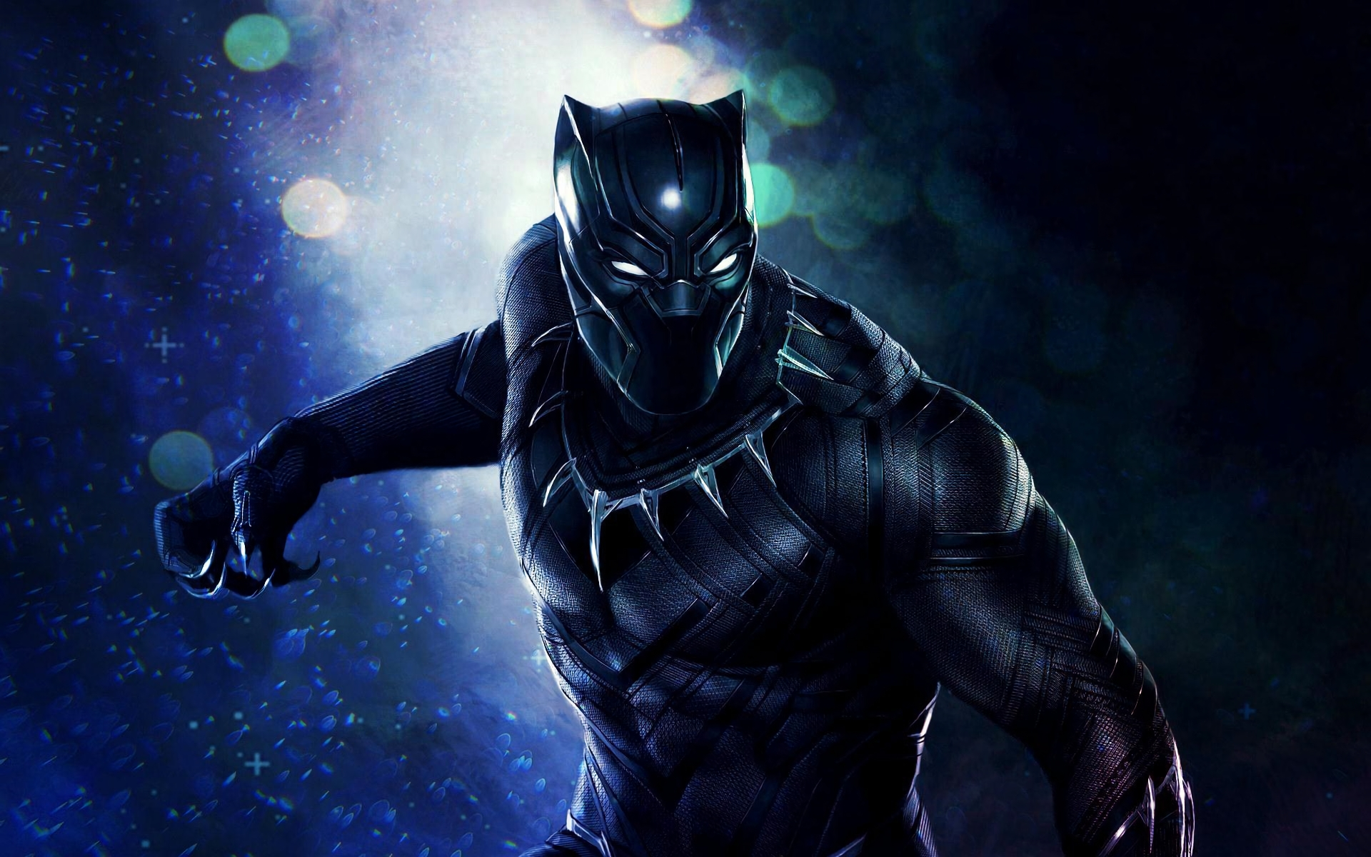 79 black panther hd wallpapers | background images - wallpaper abyss