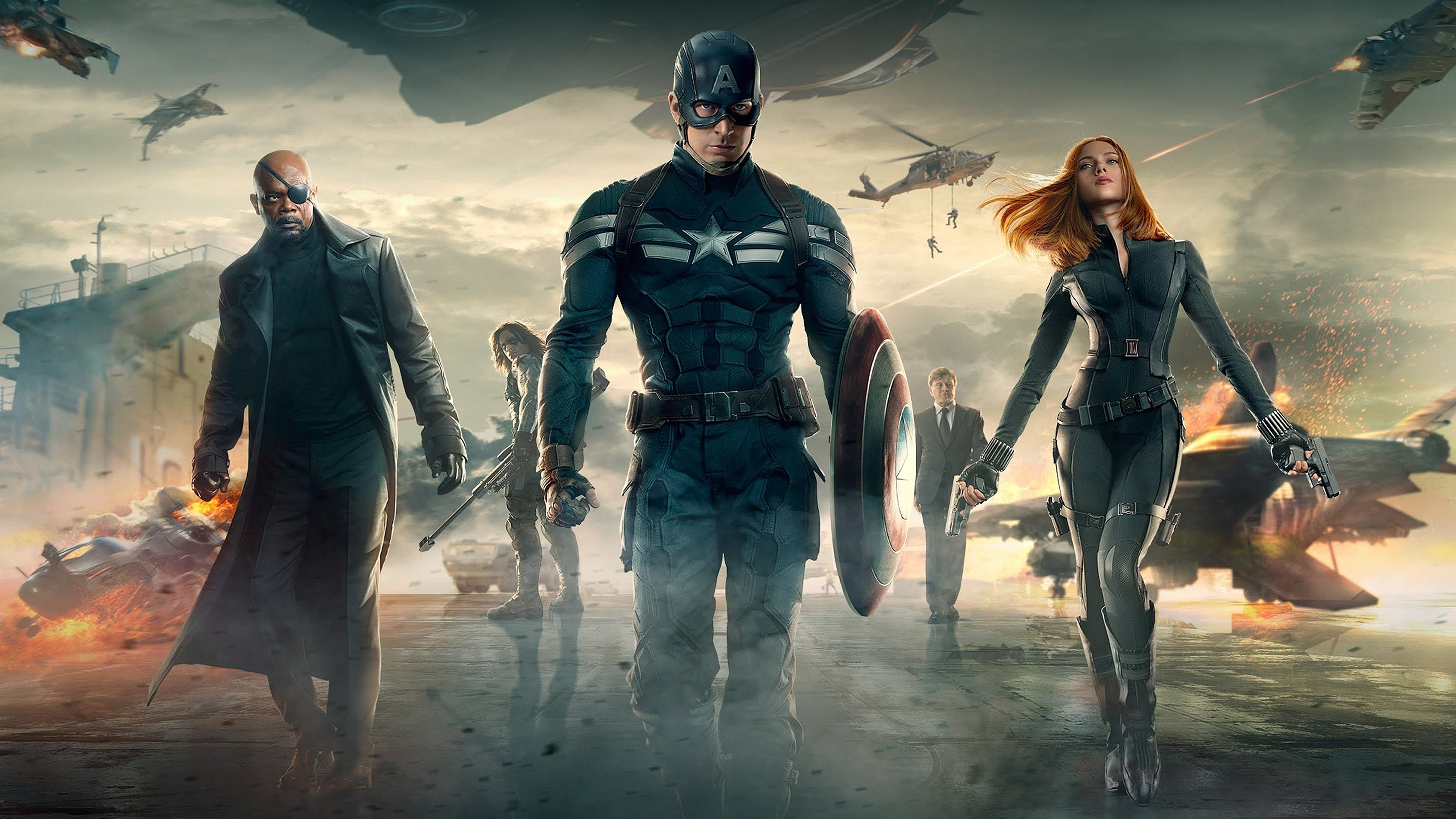 79 captain america: the winter soldier hd wallpapers | background