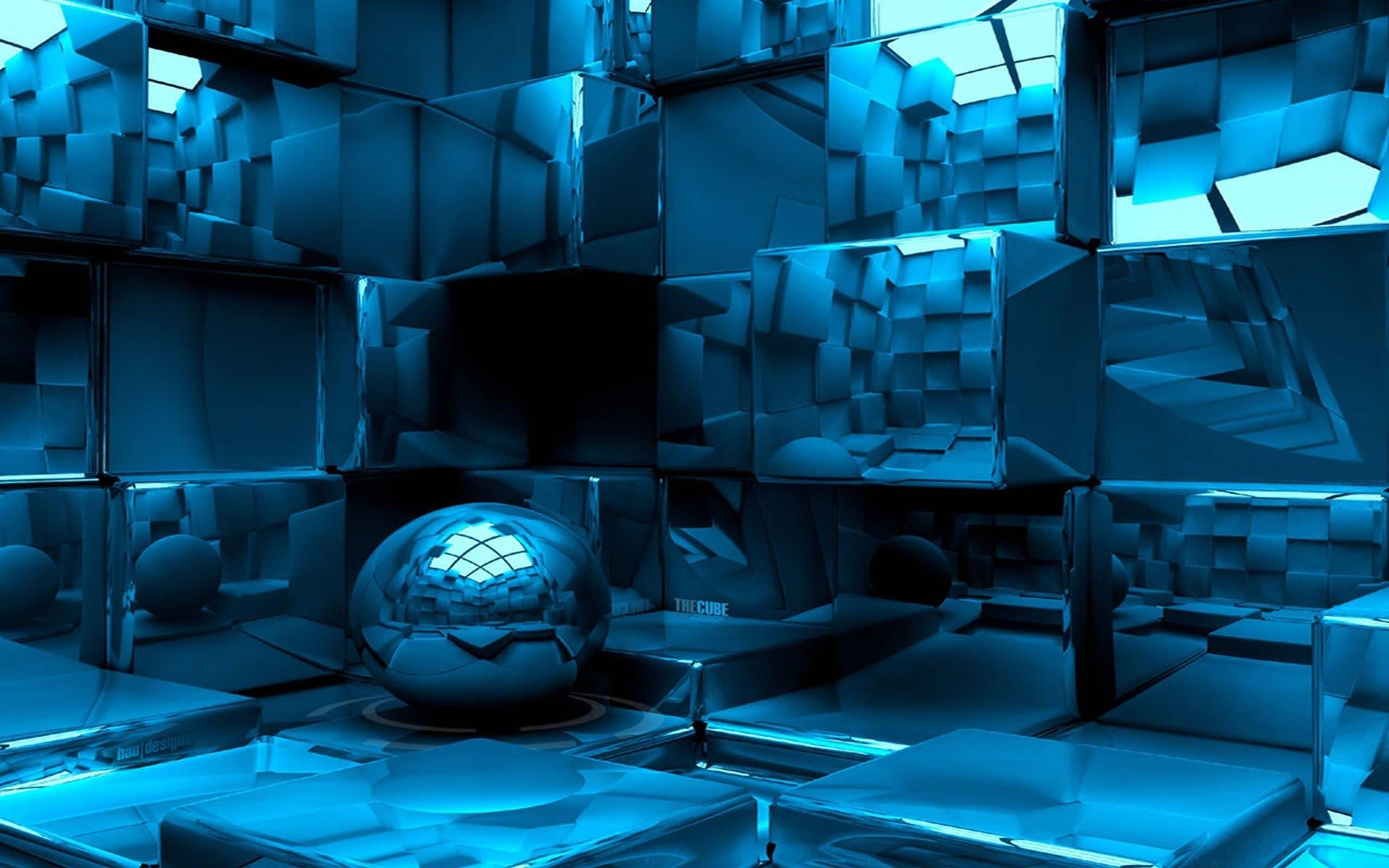 10 New 3D Hi Res Wallpapers FULL HD 1080p For PC Desktop