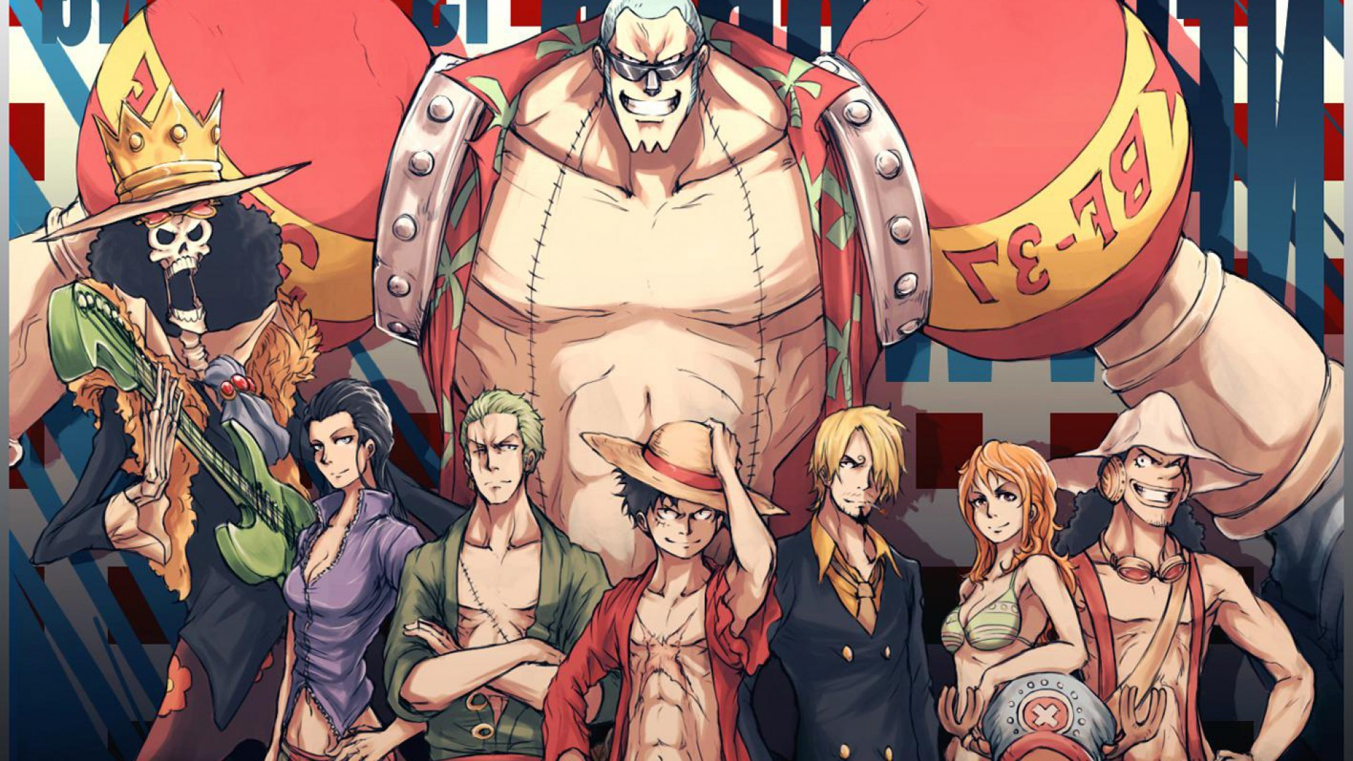80+ one piece wallpapers on wallpaperplay