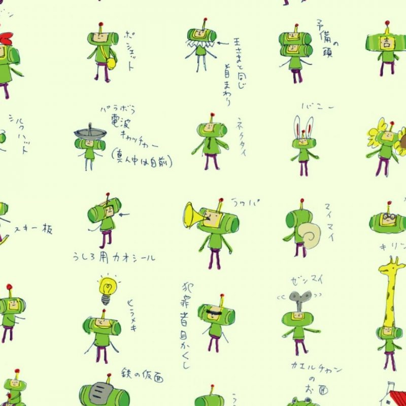 10 Latest Katamari Damacy Wallpaper 1920X1080 FULL HD 1920×1080 For PC Desktop 2020 free download 81 entries in katamari wallpapers group 800x800