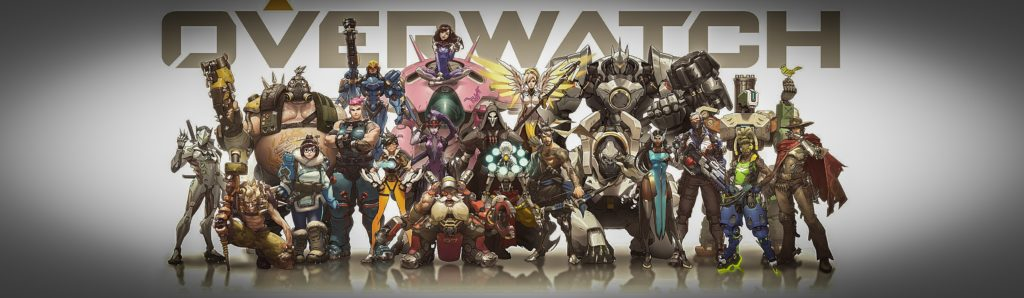 10 New Dual Screen Overwatch Wallpaper FULL HD 1080p For PC Background 2018 free download 83 pharah overwatch hd wallpapers background images 1024x298