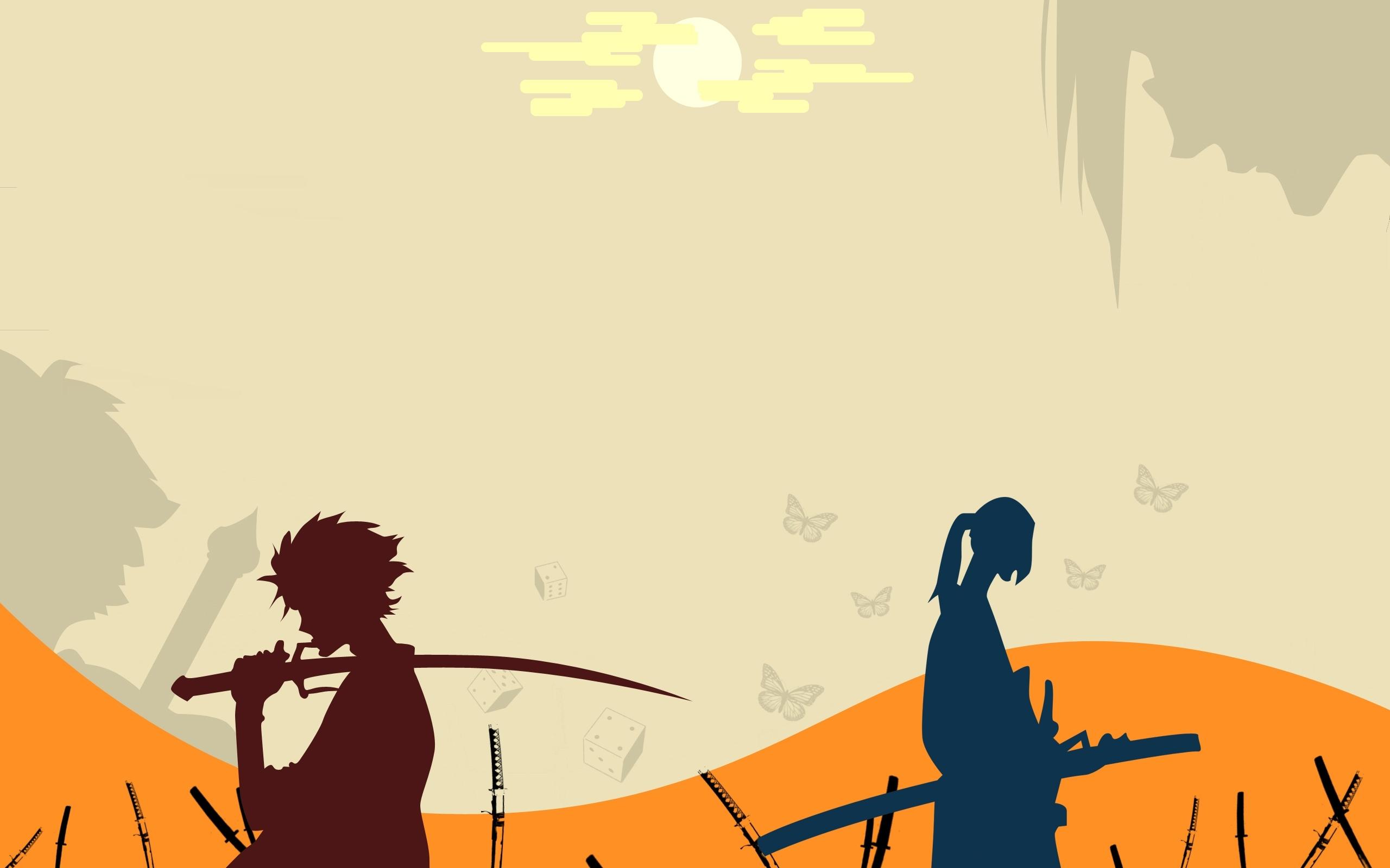 83 samurai champloo hd wallpapers | background images - wallpaper