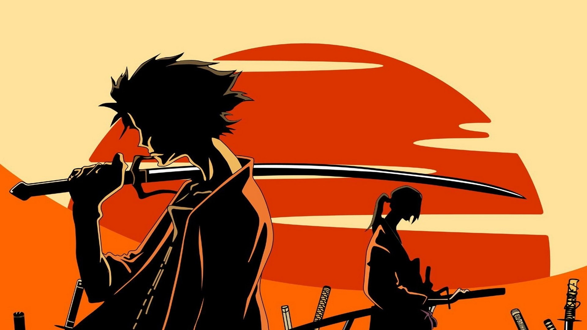 83 samurai champloo hd wallpapers | background images - wallpaper