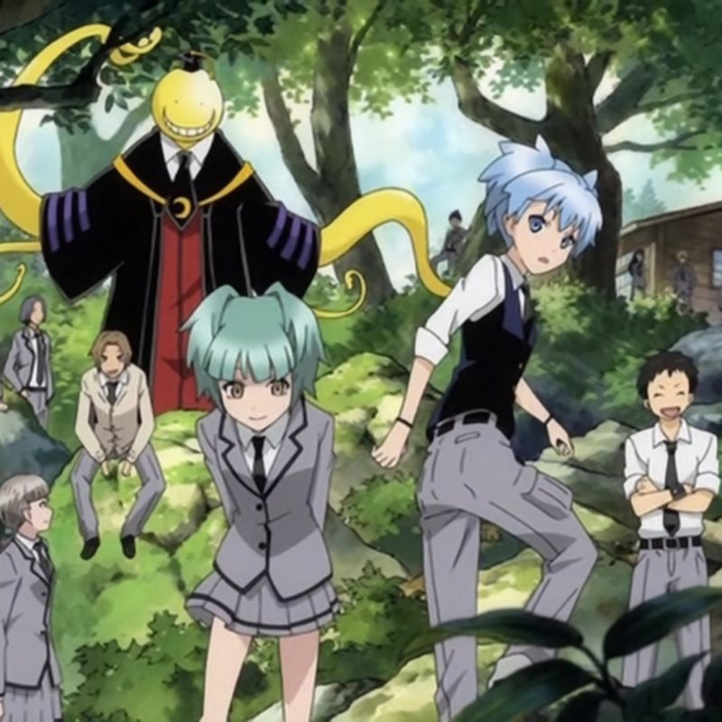 10 Latest Assassination Classroom Hd Wallpaper FULL HD 1080p For PC Desktop 2018 free download 85 assassination classroom hd wallpapers background images 800x800
