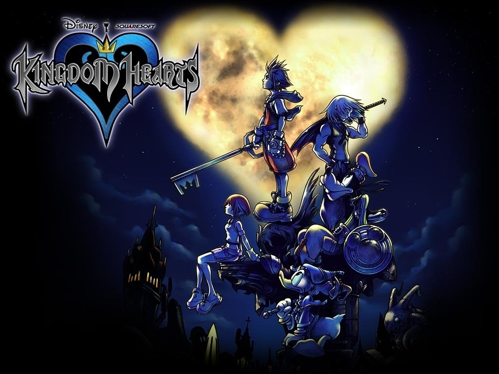 85 kingdom hearts hd wallpapers | background images - wallpaper abyss