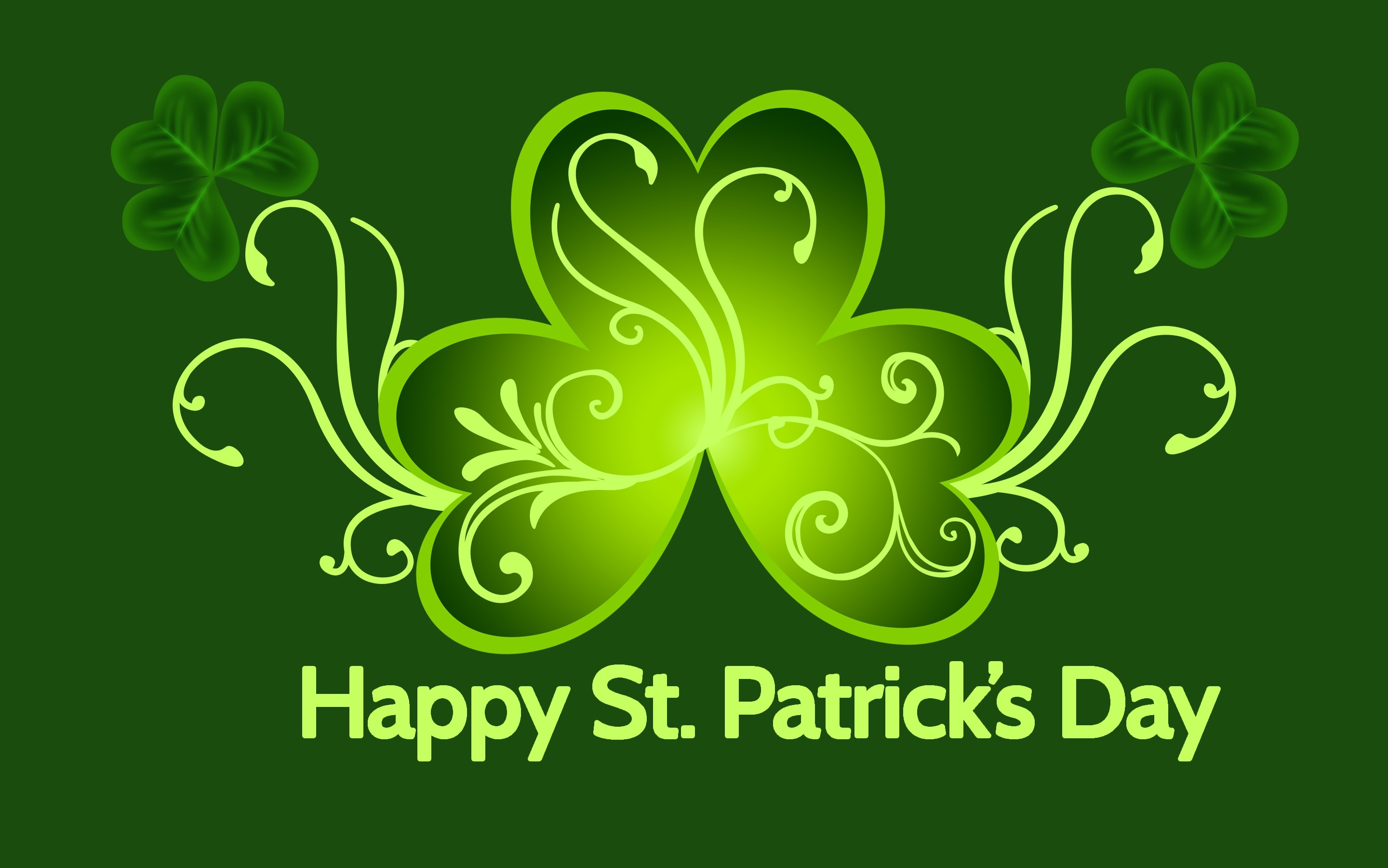 86 st. patrick's day hd wallpapers   background images - wallpaper abyss