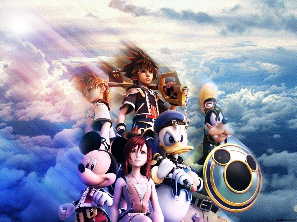 10 New Kingdom Hearts 4K Wallpaper FULL HD 1080p For PC ...