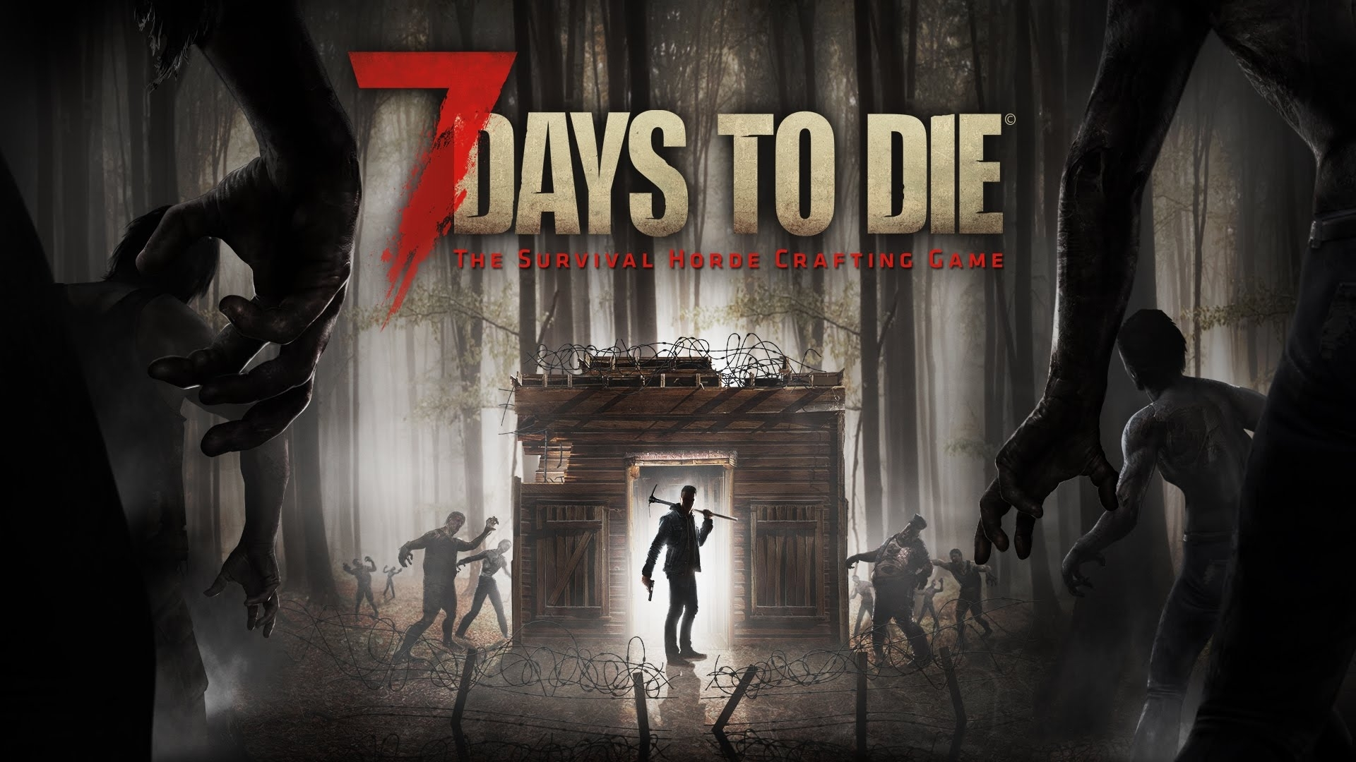 9 7 days to die hd wallpapers | background images - wallpaper abyss