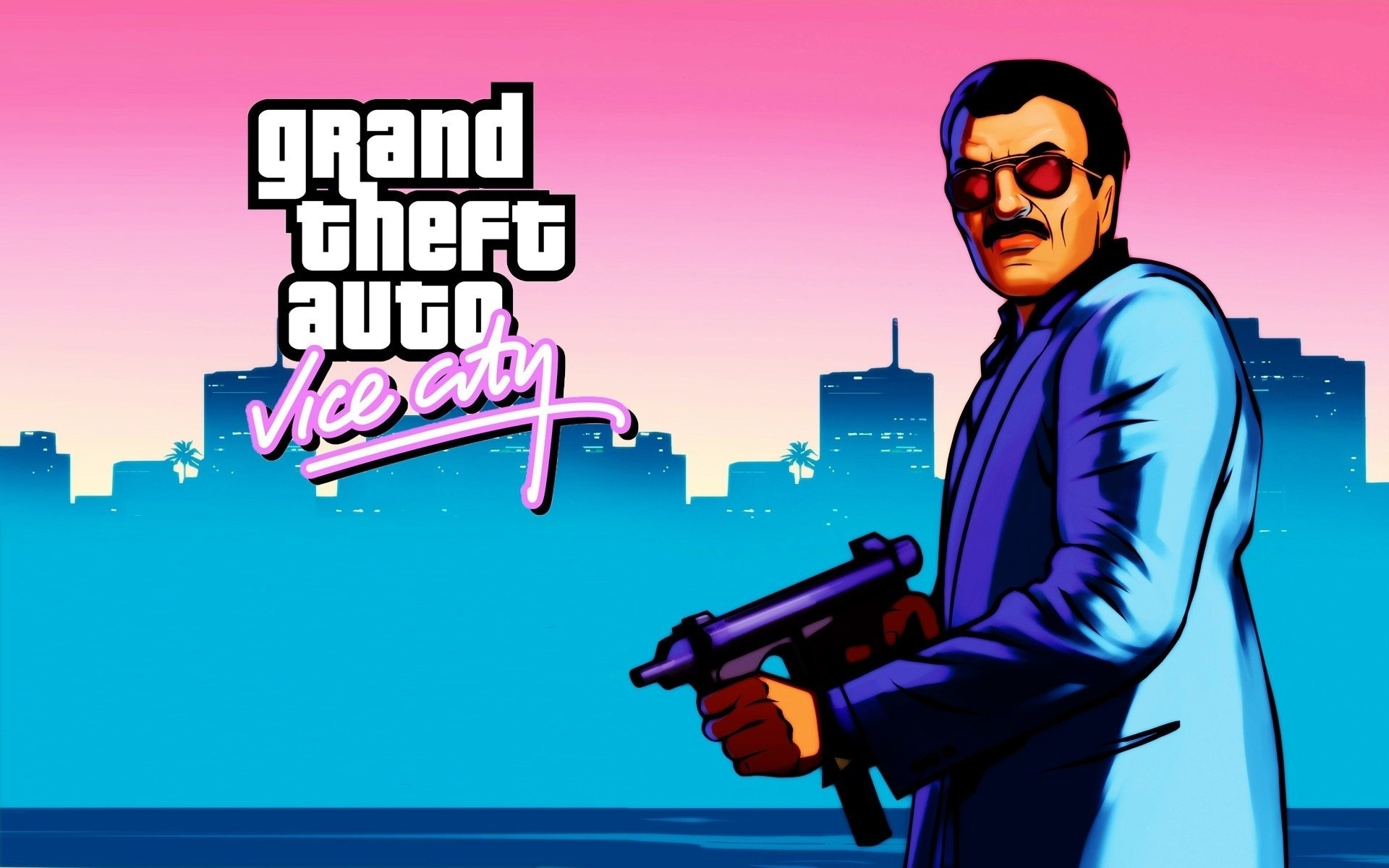 10 Most Popular Grand Theft Auto Vice City Wallpaper FULL HD 1920×1080 For PC Desktop