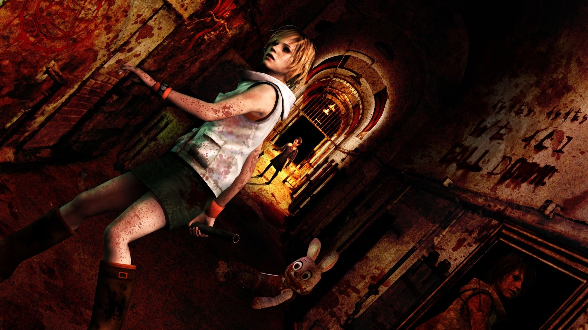 9 silent hill 3 hd wallpapers | background images - wallpaper abyss