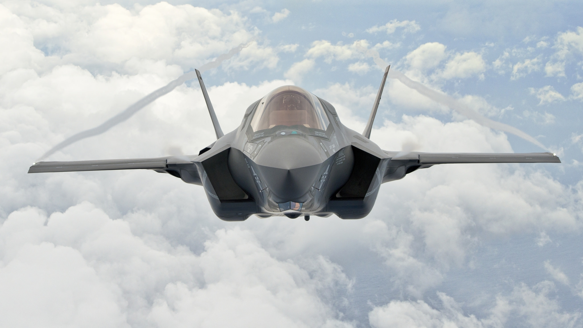 90 lockheed martin f-35 lightning ii hd wallpapers | background