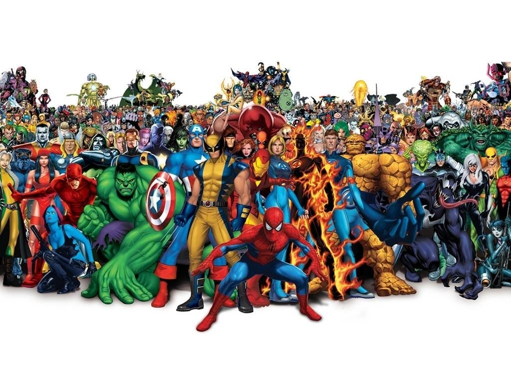 10 Top Marvel Comics Hd Wallpaper FULL HD 1920×1080 For PC Background