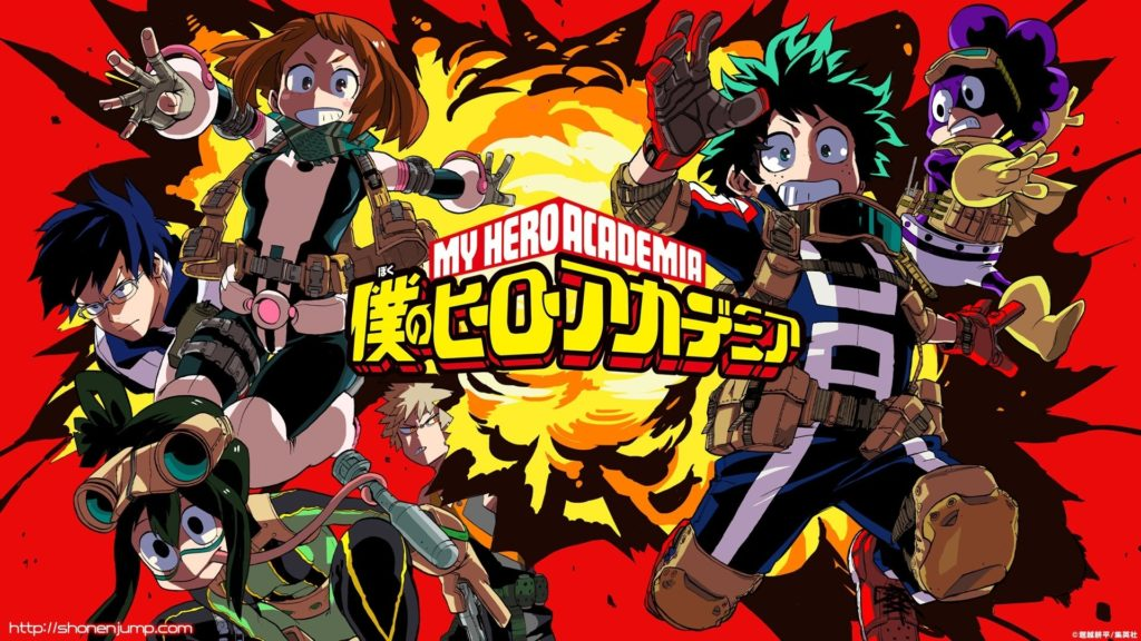 10 Best My Hero Academia Background FULL HD 1920×1080 For PC Desktop 2018 free download 946 my hero academia hd wallpapers background images wallpaper 1024x576