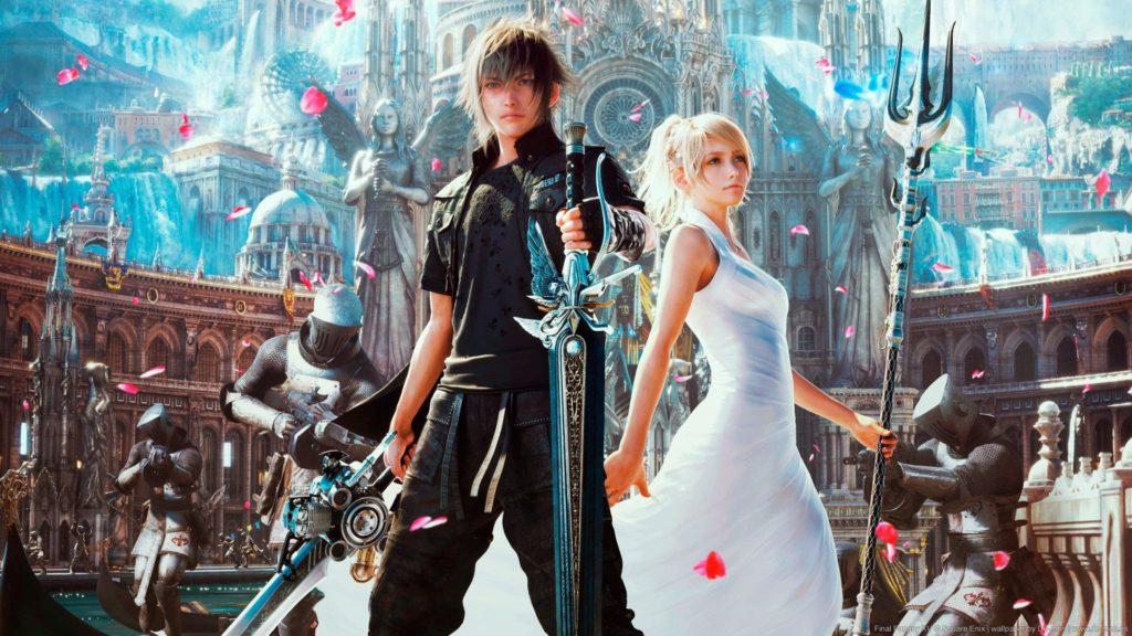 10 Best Final Fantasy Xv Wallpaper 1920X1080 FULL HD 1080p For PC Background 2018 free download 97 final fantasy xv hd wallpapers background images wallpaper 3 1024x576