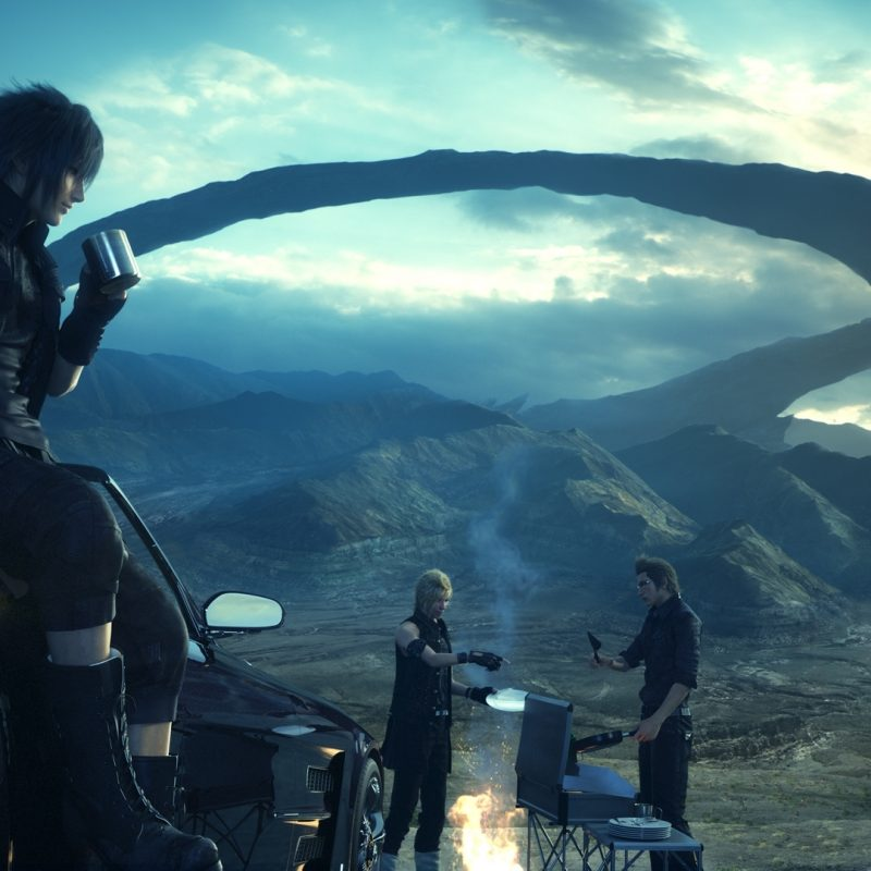 10 New Final Fantasy Xv Wallpaper Hd FULL HD 1920×1080 For PC Desktop 2018 free download 98 final fantasy xv hd wallpapers background images wallpaper abyss 2 800x800